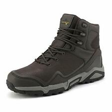 Men's Waterproof Winter Snow Hiking Boots Outdoor Mid Trekking Backpacking Shoes