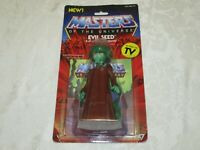 Super7 Masters of the Universe MOTU Evil Seed as seen on TV Retro Vintage Style