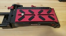 Zacuto VCT Pro Baseplate for All Cameras - With 15mm rods! Fastest shipping