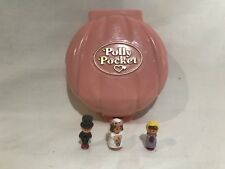 Polly Pocket 1989 Nancy's Día De Boda 100% COMPLETO RARO