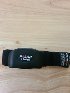 Polar H7 Bluetooth  Heart Rate Monitor and Fitness Tracker - Black. M-XXL strap.