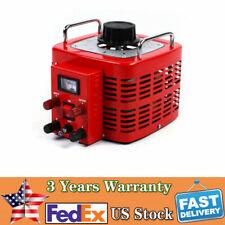 30amp 110v Variac Variable Ac Power Transformer Regulator 0 130v 30a Metered