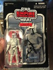 2011 Star Wars Vintage Collection VC61 Prototype ARMOR BOBA FETT Unpunch 36623!