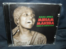 Miriam Makeba-Mamma Africa