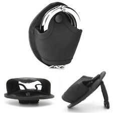 Handcuff Holder Military Standard Handcuff Pouch Belt Loop Black Handcuff Case