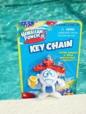 Hawaiian Punch Punchy Keychain Keyring on Card