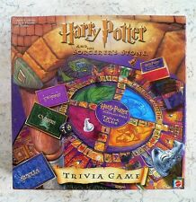 HARRY POTTER & the Sorcerer's Stone Trivia Game 100% COMPLETE Excellent!!!