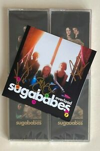 SUGABABES * ONE TOUCH * EXCLUSIVE SPOTIFY + NUMBERED CASSETTE SET w/ SIGNED CD