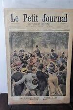 L'Affaire Zola Le Petit Journal 31st July 1898 Original Newspaper