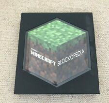 Minecraft Blockopedia Book (Minecraft Game Guide) VGC