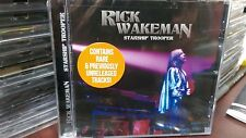 RICK WAKEMAN - STARSHIP TROOPER CD feat:Hillage,Howe,Turner,Nektar,Appice,