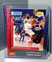 Lebron James 2019-2020 Panini NBA Instant Lakers #242 Basketball Card 1 of 340