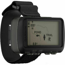 New Garmin Foretrex 601 GPS Watch with Barometer and Compass - Black