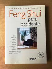 """LIBRO """"FENG SHUI PARA OCCIDENTE"""""""