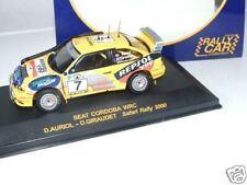 SEAT CORDOBA WRC D. Auriol Safari rally car 1/43
