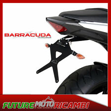 BARRACUDA KIT PORTATARGA RECLINABILE HONDA CBR 600 F 2011 LICENCE PLATE