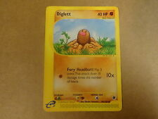 POKEMON CARD / E EXPEDITION 2002. DIGLETT N° 106/165