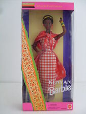 barbie kenyan dolls of the world collector special edition 1993 keniana bc 11181