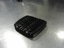 New OEM Mazda black rubber clutch pedal pad or brake pedal pad S083-43-028