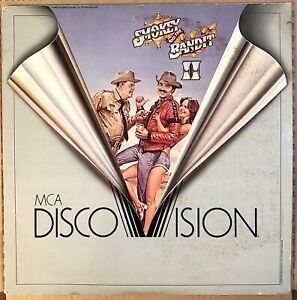 Smokey and the Bandit II (1980) MCA DiscoVision [12-012] Not Tested
