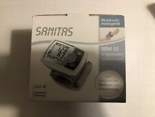 Sanitas Blutdruckmessgerät SBM 03 651.21, Pulsmessgerät, Blutdruckmesser