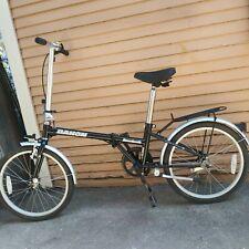 "Dahon Boardwalk Single Speed 20"" Foldable Bicycle"