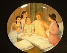 "Edwin M. Knowles Plate ""The Sound of Music"" ""My Favorite Things"" MIB"