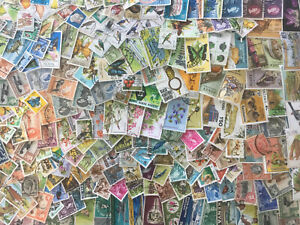 Kenya Uganda Tanzania Collection Of 225 Different Used Stamps ~ $115 Cat. Val.