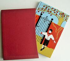 A CHILD'S GARDEN OF VERSES Robert Louis Stevenson 1998 Folio Society pix box RLS