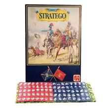 Stratego 26,5 x 26,5 cm Brettspiel Taktik & Strategie Jumbo Vollständig Nr.493