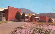 SAN MARCOS CALIFORNIA  PALOMAR COLLEGE~BEAUTIFUL CAMPUS POSTCARD 1961