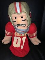 Vintage 1990's NFL San Francisco 49ers Hand Puppet  **RARE**