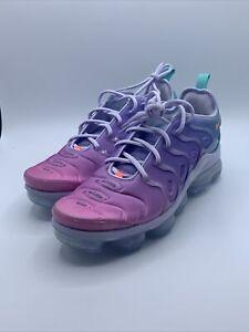 """Size 11 Nike Air Vapormax Plus """"Aurora Green"""" CW5593 700"""