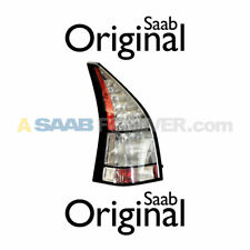 NEW SAAB 9-3 WAGON TAIL LIGHT ASSEMBLY LEFT DRIVER SIDE LH 08-11 - GENUINE OEM