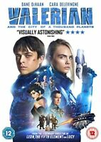 Valerian and the City of A Thousand Planets [DVD] [2017][Region 2]
