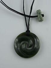 Koru  Maori Jade Carving  aus Neuseeland