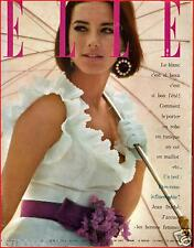 ▬►Elle 965 de 1964 Roman James Bond_Mode Fashion Vintage_Anna-Maria Fragata