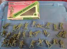 VINTAGE AIRFIX 1/32 MODERN BRITISH INFANTRY 29 SOLDIERS MODEL KIT 51472-9