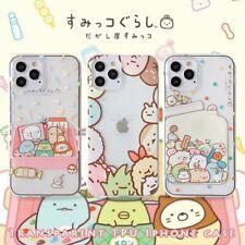 Sumikkogurashi Phone Case Cover For iPhone 12 Pro Max 11 Pro XS Max XR 7 8 Plus