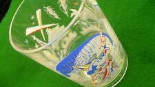 Disney world Mcdonalds  Remember the Magic glass Mickey Mouse 25th anniversary
