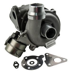 Turbo for Nissan Qashqai Renault Clio Megane Modus Scenic 1.5DCI Turbocharger