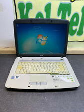 "ACER ASPIRE 5720 2GB RAM 160GB HDD 15.4"" INTEL Windows 7 CHEAP LAPTOP BLACK"