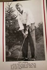 Arnold Palmer Senior High School Yearbook 1947 PGA The Masters