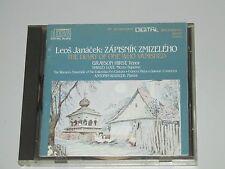 Leos Janacek - The Diary Of One Who Disappeared - Kubalek Hirst - Japan Gold CD