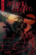 JEEPERS CREEPERS #3 SET CVRS A + B + C  07/04/2018