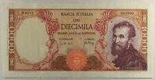 Italy 1966 , 10000 Lire... P97c...XF