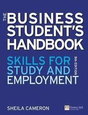The Business Student's Handbook: Skills for Study & Employment (2009) 150329