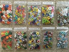 HUGE lot of 975 Scrapbooking Stampin' Up Eyelets & Brads EMBELLISHMENTS crafts