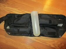 Extreme Rage Black Paintball Pack With 3 Pmi Clear Holders*