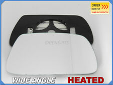 Wing Mirror Glass JEEP GRAND CHEROKEE 2005-09  Wide Angle HEAT Right Side /JE006
